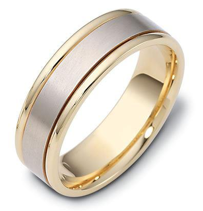 Blends Two Tone 18ct 1138000