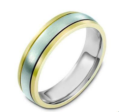 Blends Two Tone 18ct 1543000