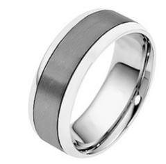 9ct White gold and