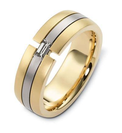 Mens Wedding Diamond Ring