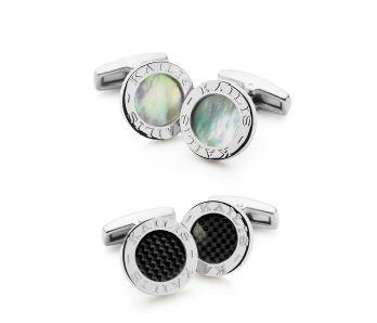 Kailis MENS AND CORPORATE GIFTS Cufflinks TITANIUM