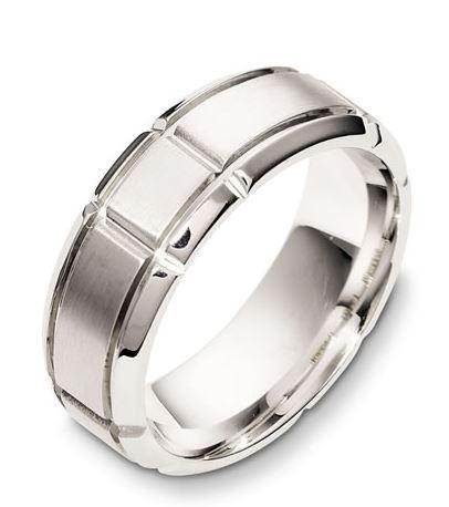 Carved & Engraved 9ct