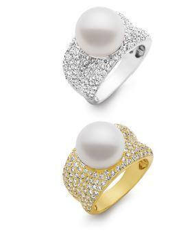 Kailis ADORED Ring White Diamonds