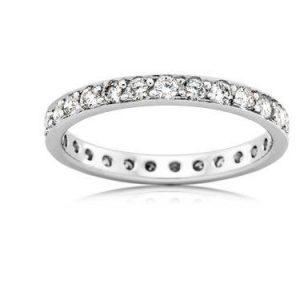 DIAMOND SET WEDDING RING