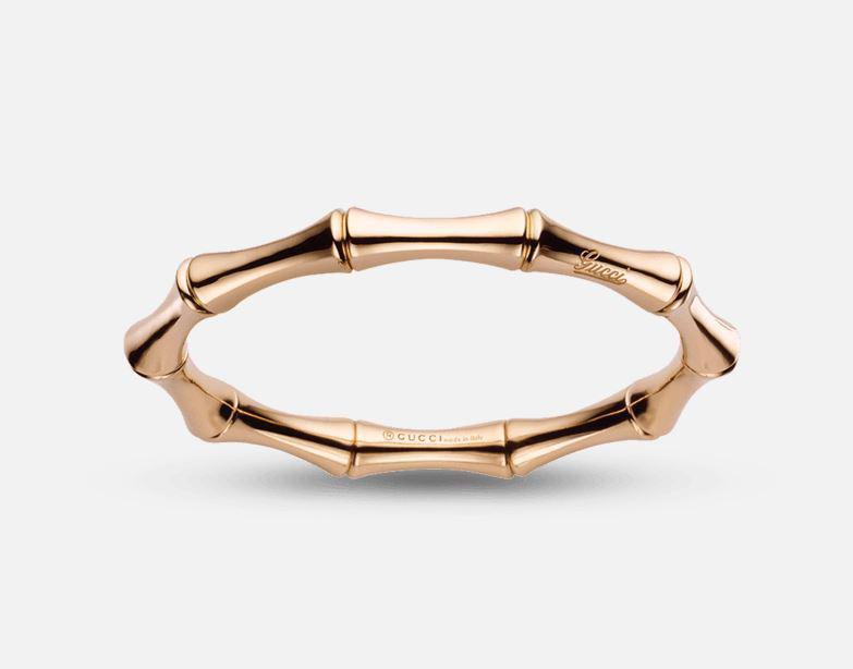 Gucci Bamboo bracelet- YBA246463003