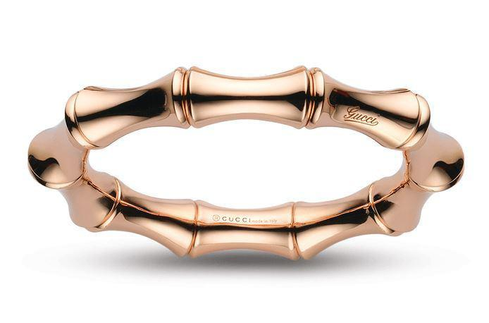 Gucci Bamboo  bangle YBA246466002