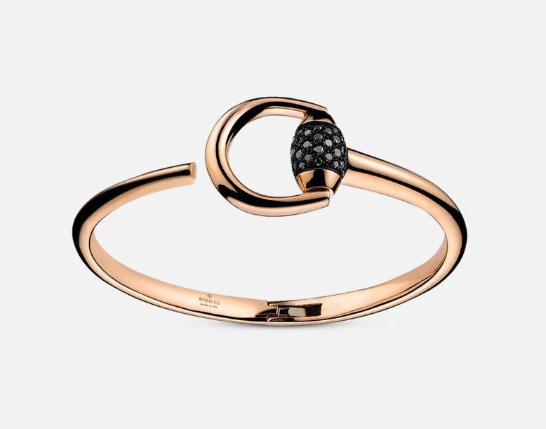 Gucci Horsebit bangle YBA286654001