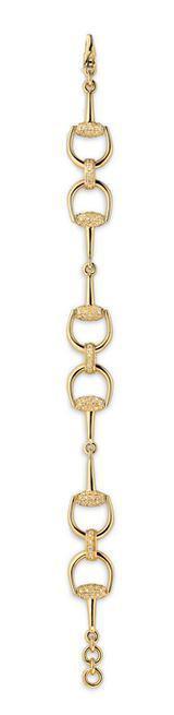Gucci Horsebit  bracelet YBA357045001