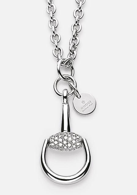 Gucci Horsebit pendant  YBB152831001