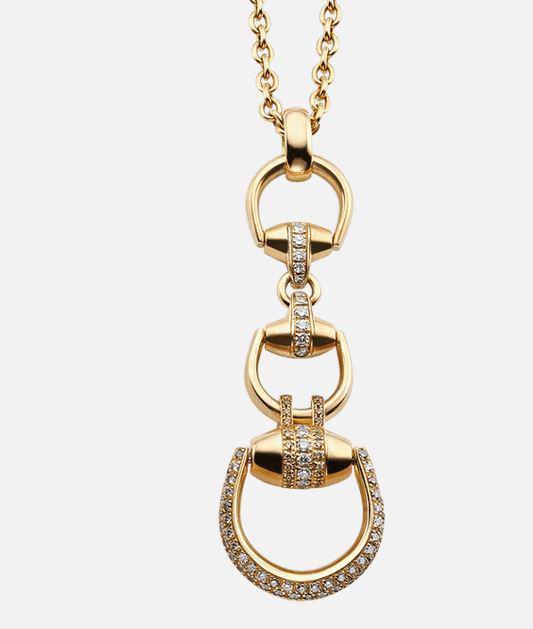 Gucci Horsebit Pendant YBB170846001