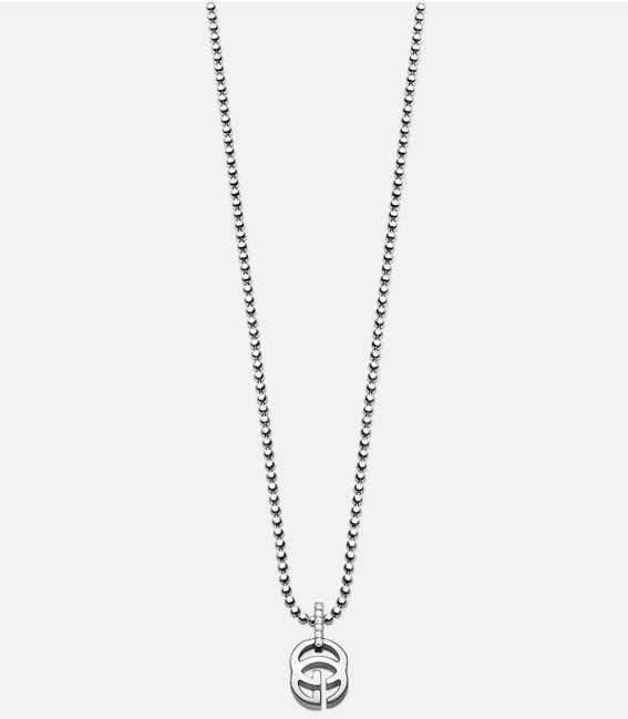 Gucci Running G  pendant YBB357119001