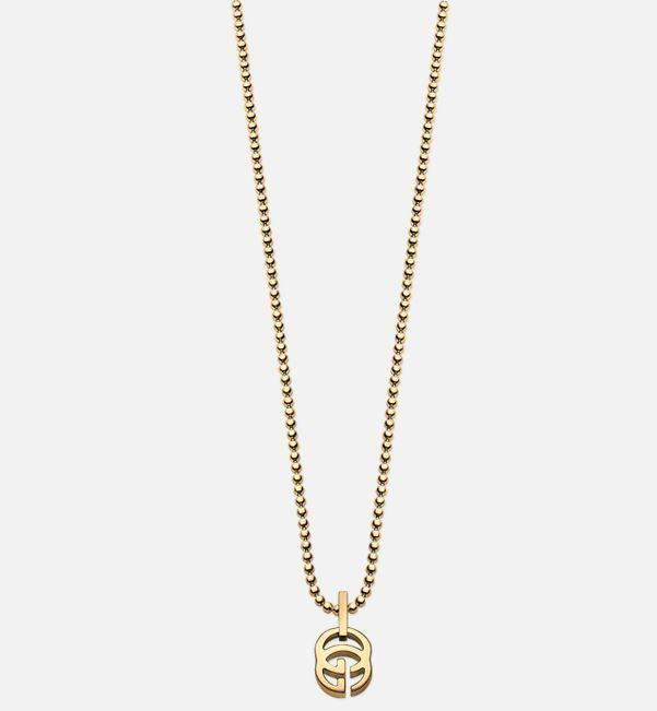 Gucci Running G necklace YBB357120001