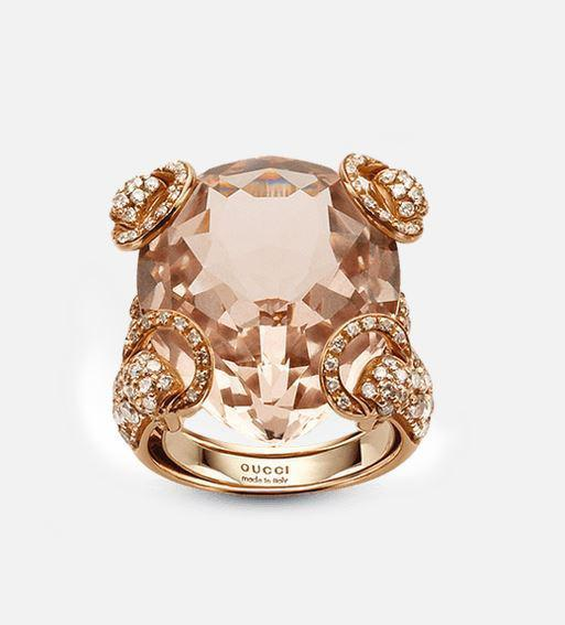 Gucci Horsebit ring YBC235916002