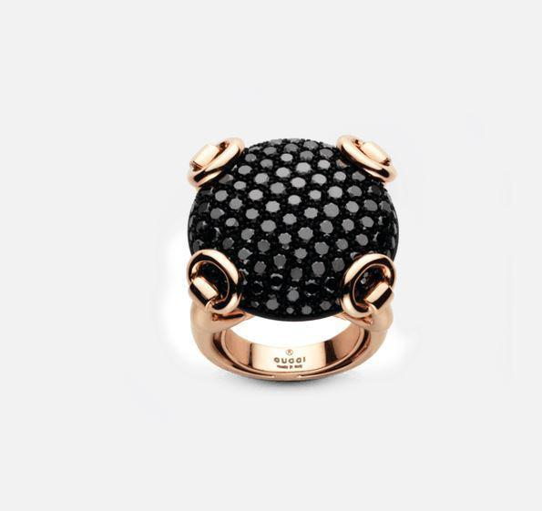Gucci Horsebit ring YBC272820001