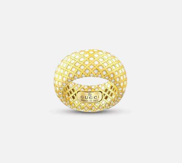 Gucci Diamantissima ring YBC284722001