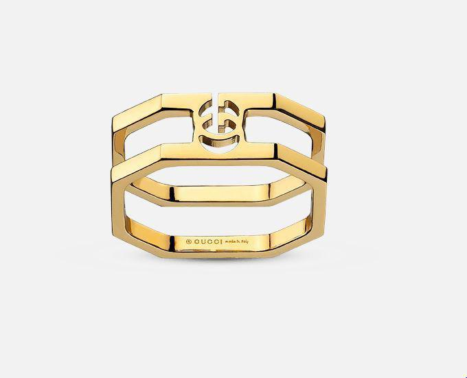 Gucci Running G ring  YBC356318001