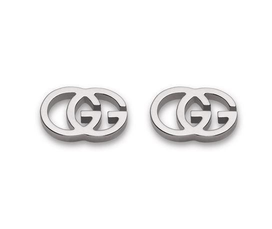 Gucci Running G  stud earringsYBD094074001