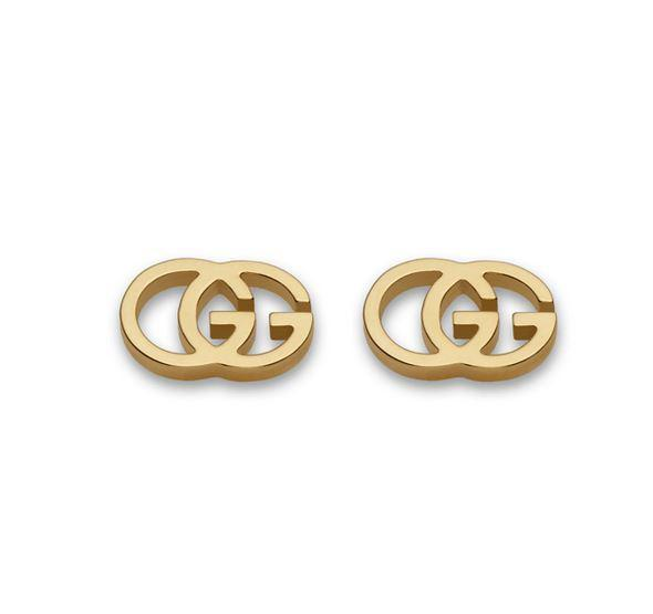 Gucci Running G  earrings YBD094074002