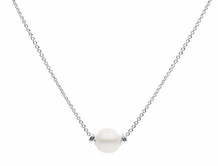 KAILIS SILVER Sliding Necklace