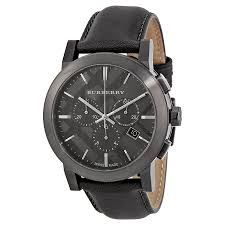 Burberry grey watch classic BU9364