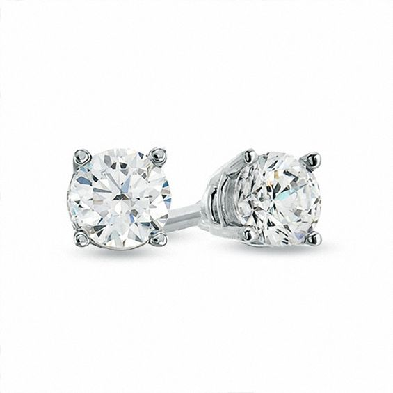 18ct white gold diamond