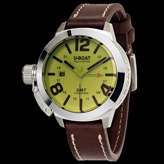 U-Boat Classico 45 BE GMT- 8051