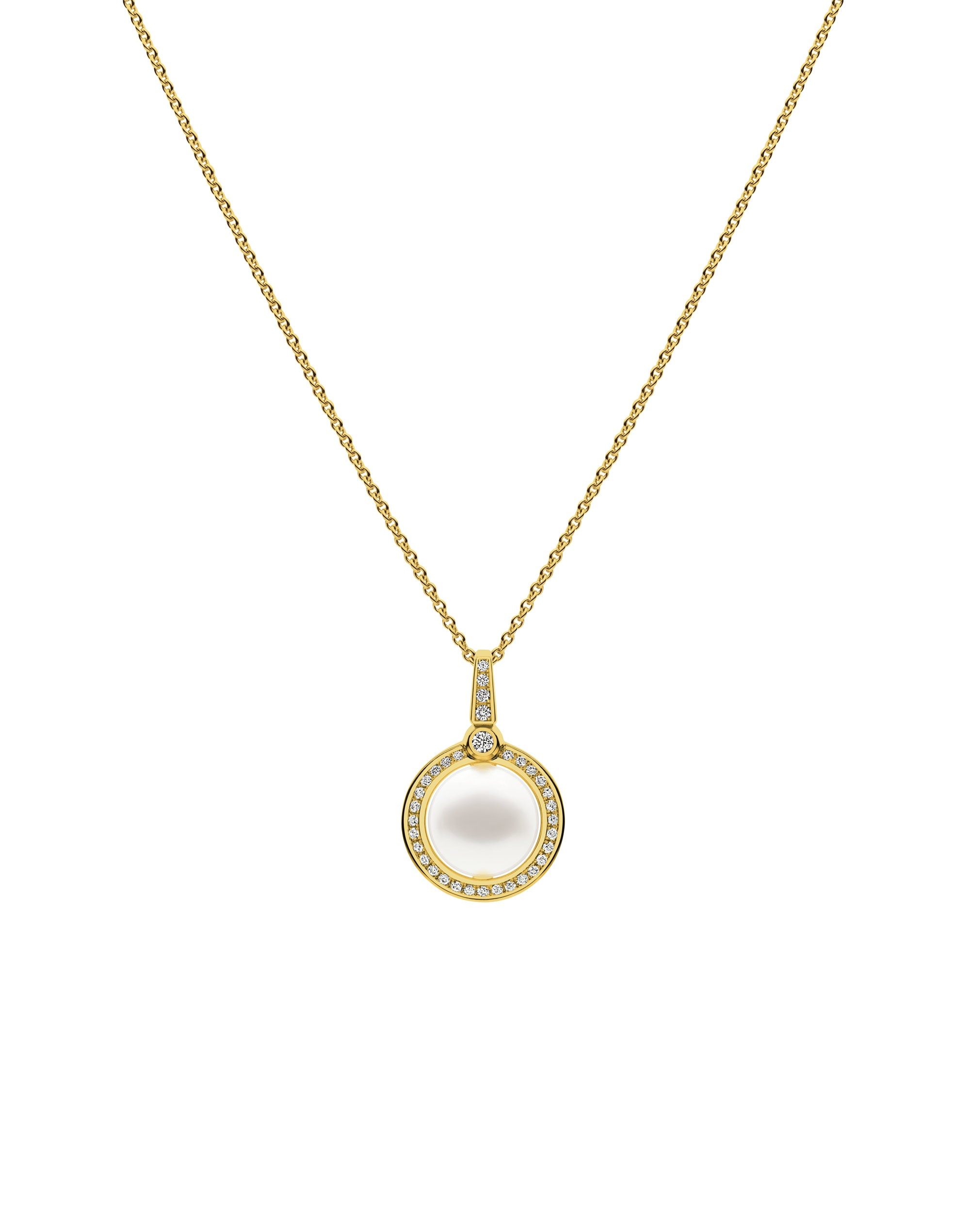 Kailis Divine Pearl and diamond pendant