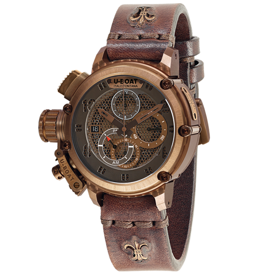 U-Boat Chimera 46mm Bronze