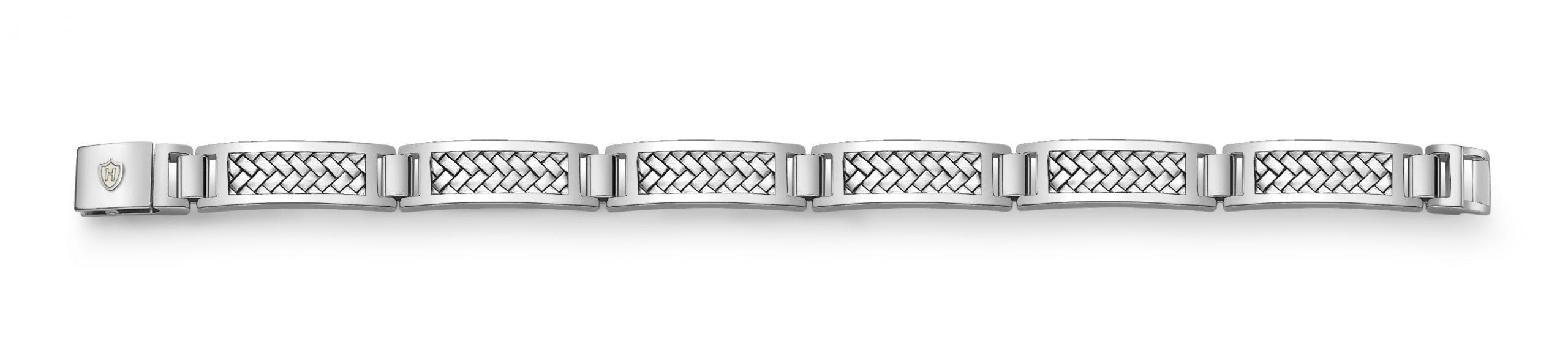 Hoxton Herringbone Collection Bracelet-0.29.1843