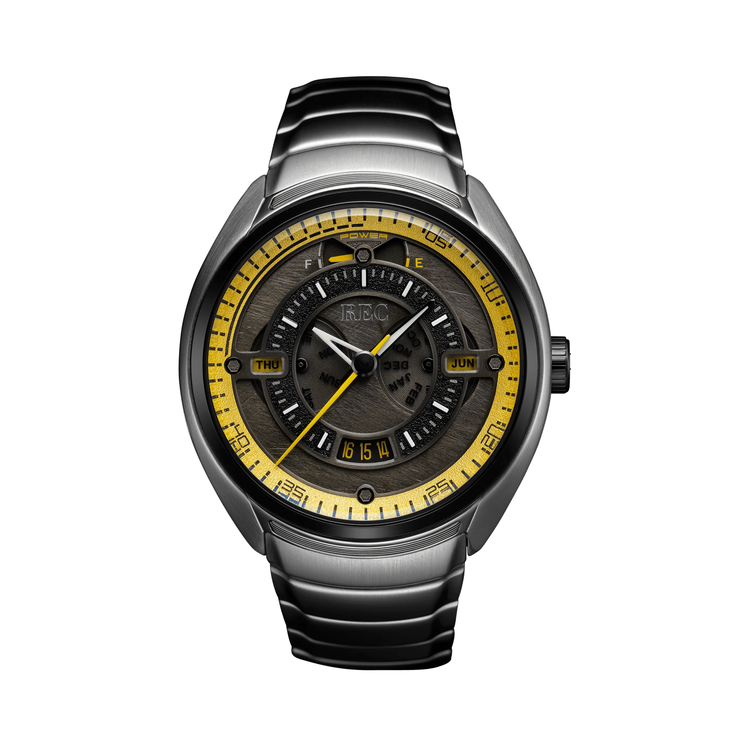 Rec watch Salvaged from Porsche -Limited edition 901-RS  (sold out)