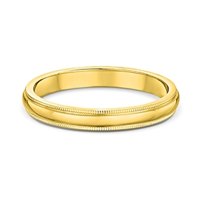 9ct Yellow Gold Classic