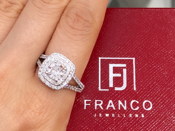 Franco Jewellers Designs Exceptional Jewellery Including Wedding Rings and Unique Engagement Rings in Melbourne