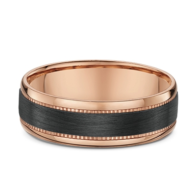 9ct rose gold and