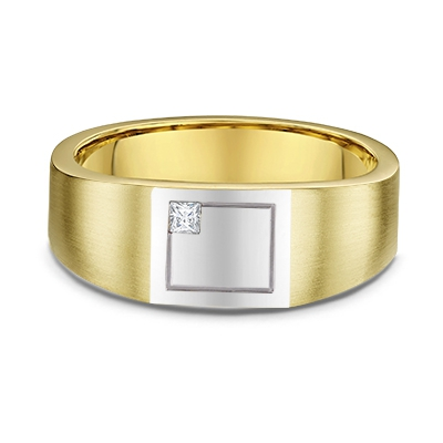 9ct Yellow Gold and