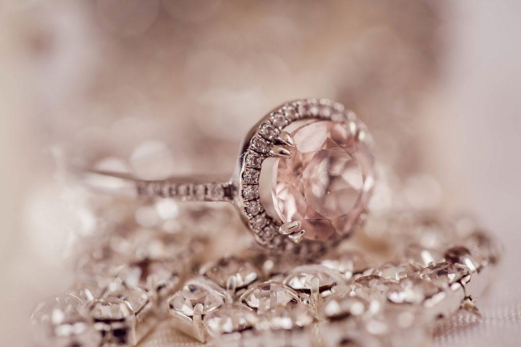 Diamond Cuts, Round Cut, Diamond Ring