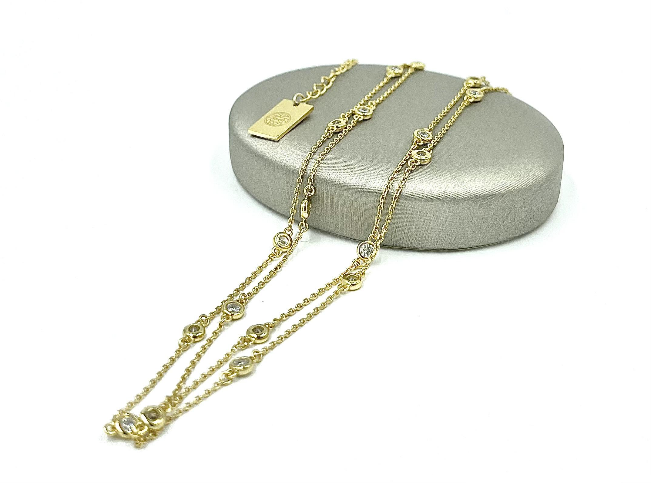 J .lionthelabel -Diamant Necklace-003