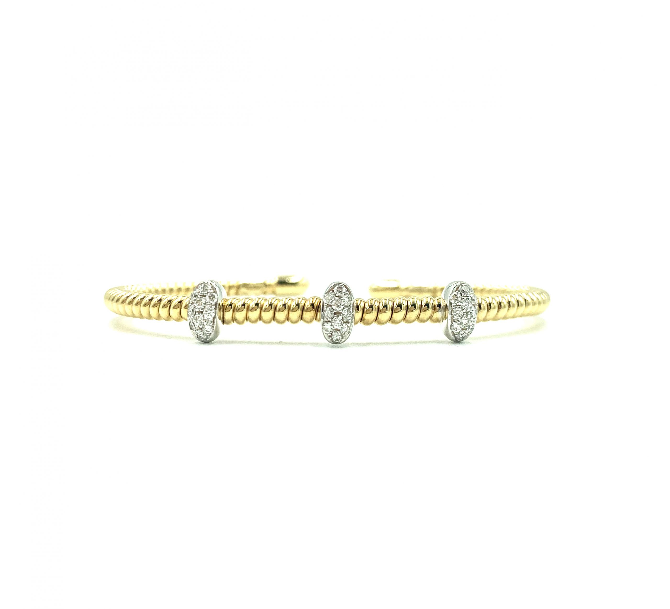 Gival Collection-18ct Two Tone
