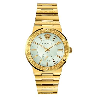 Versace Greca Logo Watch