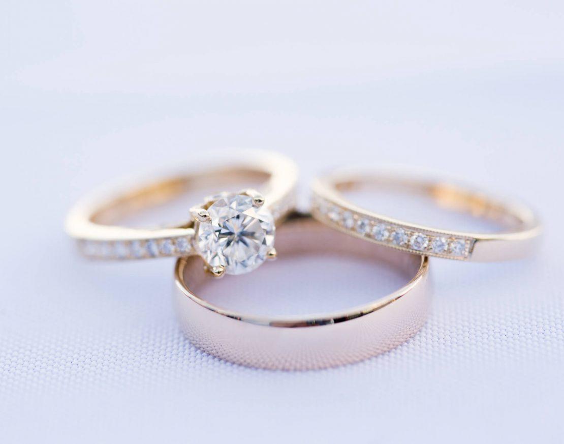 custom engagement rings in Melbourne